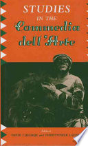 Studies in the Commedia Dell'arte