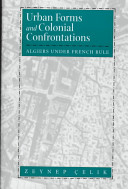 Pdf Urban Forms and Colonial Confrontations
