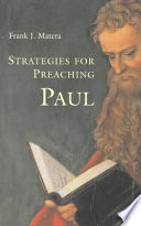 Strategies for Preaching Paul