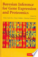 Bayesian Inference for Gene Expression and Proteomics