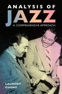 Analysis of Jazz Pdf