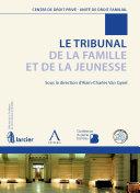 Pdf Le Tribunal de la Famille et de la Jeunesse Telecharger