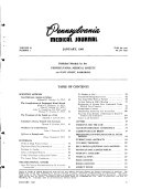 The Pennsylvania Medical Journal