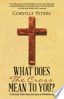 What Does the Cross Mean to You