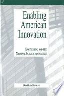 Enabling American Innovation
