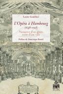 L'Opéra à Hambourg (1648-1728)