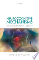 Neurocognitive Mechanisms Book