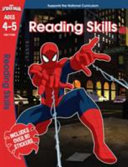 Spider-Man: Reading Skills, Ages 4-5