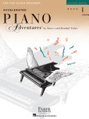 Accelerated Piano Adventures for the Older Beginner  Lesson Book