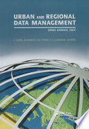 Urban and Regional Data Management