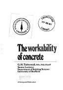 The Workability of Concrete