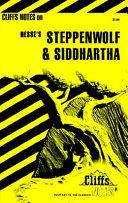 Steppenwolf and Siddhartha Book