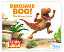 Dinosaur Boo  The Deinonychus