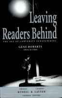 Leaving Readers Behind Pdf/ePub eBook