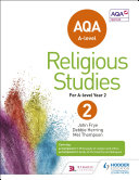 AQA A-level Religious Studies Year 2 Pdf/ePub eBook
