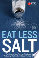 American Heart Association Eat Less Salt Book PDF