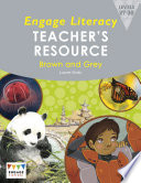 Engage Literacy Teachers Resource Extended Edition Level 25-30