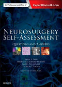 Neurosurgery Self Assessment Book