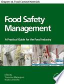 Food Safety Management Book