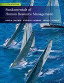 Fundamentals of Human Resource Management  11th Edition