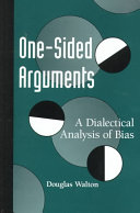 One Sided Arguments