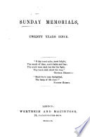 S  M  Twenty years since   A collection of hymns   Book