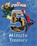 Marvel Spider Man 5-Minute Treasury