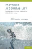 Fostering Accountability