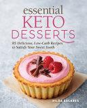Essential Keto Desserts