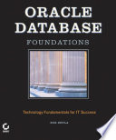 Oracle Database Foundations
