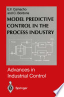 Model Predictive Control in the Process Industry Book