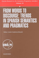 From Words to Discourse