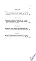 Documents Of The Board Of Aldermen Of The City Of New York