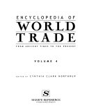 Encyclopedia of World Trade