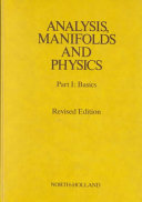 Analysis, Manifolds, and Physics