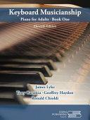 Keyboard Musicianship Book One