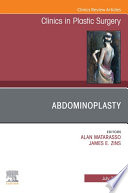 Abdominoplasty  An Issue of Clinics in Plastic Surgery  E Book