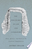 The Structures Of Law And Literature