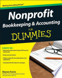 """Nonprofit Bookkeeping and Accounting For Dummies"" by Sharon Farris"