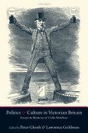 Politics and Culture in Victorian Britain