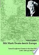 Mark Twain durch Europa