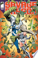 Savage Dragon  215 Book PDF