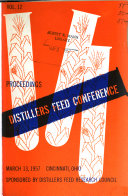 Proceedings - Distillers Feed Research Council Conference