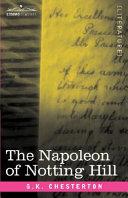 The Napoleon of Notting Hill [Pdf/ePub] eBook