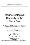 Marine Biological Diversity in the Black Sea