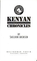 Kenyan Chronicles Book PDF