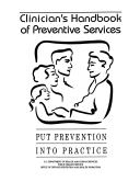 Clinician's Handbook of Preventive Services Pdf/ePub eBook