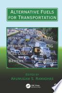 Alternative Fuels for Transportation