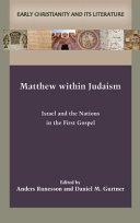 Matthew Within Judaism