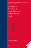 Read Online Martin Bucer: Opera Latina, Volume 6. De vera et falsa caenae dominicae administratione (1546) For Free